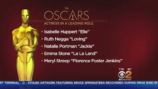 Academy Award Predictons