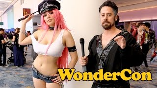 WonderCon Best Cosplay 2017 #ThatCosplayShow