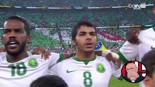 ملخص كامل لمباراة السعودية - الامارات 3-0 تصفيات كاس العالم 2018 رؤوف خليف HD