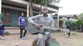 Schools Music Festival at Kibra Academy in Kibera