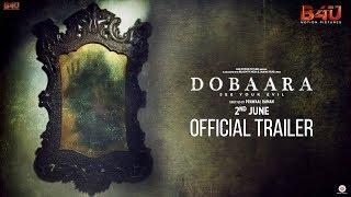 Dobaara - See Your Evil | Official Trailer | Huma Qureshi, Saqib Saleem