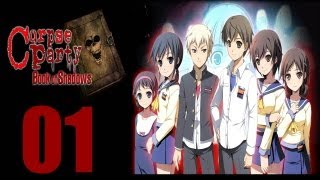 Corpse Party - Book of Shadows - Episode 1- Engraved Seal - Part 1