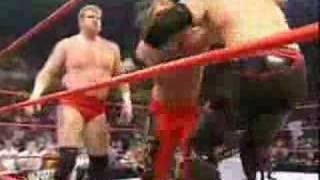 Kane and bigshow vs Trevor Murdoch and Lance Cade