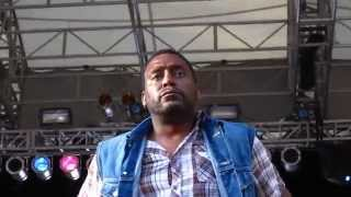Big Daddy Kane- Ain't No Half Steppin' @ Central Park, NYC