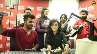 Musfiq R. Farhan with Sallha Khanom Nadia | Funny Interview | The RJ Farhan Show