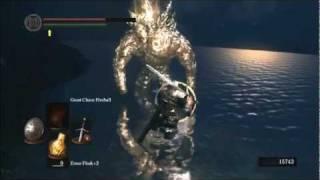 Dark Souls-Water fall secret