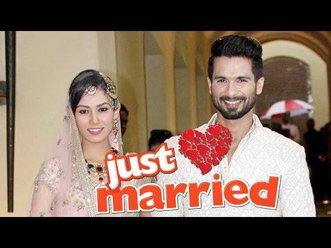 Shahid Kapoor and Mira Rajput's Wedding Video | New Bollywood Movies News 2015