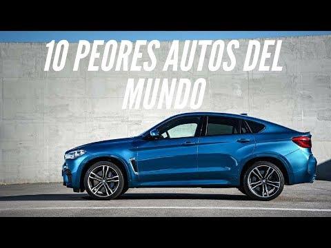 Los 10 Peores Autos Del Mundo