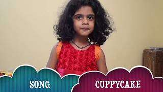 YOU ARE MY HONEY BUNCH SONG / CUPPY CAKE SONG