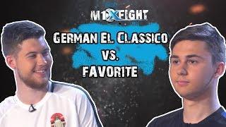 FIFER M1XFIGHT! German El Classico vs. FAVOR1TE