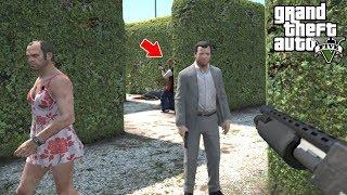 MISIONES SECRETAS QUE NUNCA VISTE EN GTA 5!!  - Grand Theft Auto V