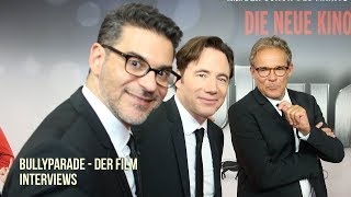 "Premiere ""Bullyparade - der Film"": Interviews Christian Tramitz, Rick Kavanian, Michael Bully Herbig"