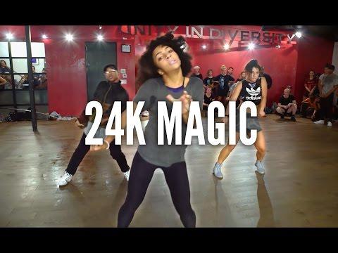 BRUNO MARS - 24K Magic | Kyle Hanagami Choreography Mp3