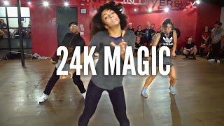 BRUNO MARS - 24K Magic | Kyle Hanagami Choreography