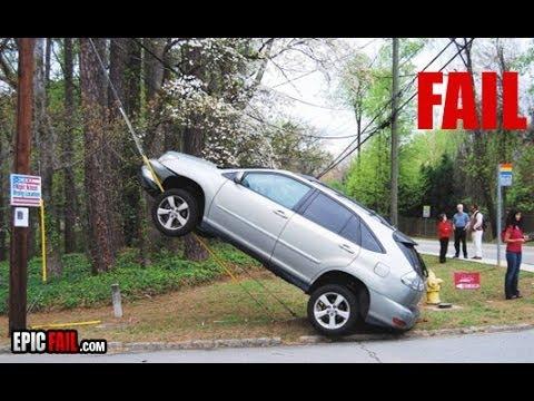 Top 10 WOMEN DRIVING FAILS! - [2014]