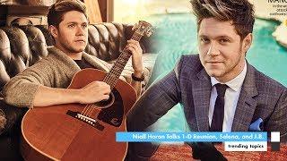 Niall Horan Talks 1-D Reunion, Selena Gomez, and Justin Bieber
