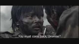 TaeGukGi HwiNalRiMyeo-Brotherhood of war-Best Scene