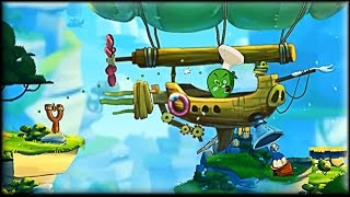 Angry Birds 2 - Cobalt Plateaus - Feathery Hills Walkthrough