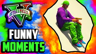 GTA 5 Funny Moments - Blimps, Extreme, Cargobobs , Parkour, Monster Trucks