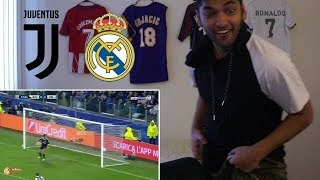 RONALDO BICYCLE KICK! Juventus vs. Real Madrid 0-3 CRAZY REACTION!!!