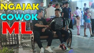 Gila Ngajak ML di Depan Umum (GAY EDITION) - Like Project - Prank Indonesia