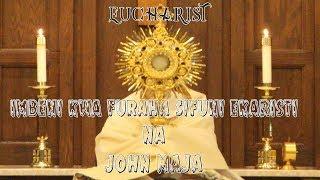IMBENI KWA FURAHA SIFUNI EKARISTI NA JOHN MAJA