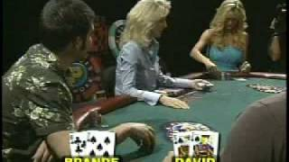 Poker Pro - Brande Roderick Embarrassed - Vid4