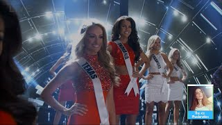 2016 Miss USA Top 15 Revealed | LIVE 6-5-16