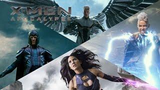 X-Men Apocalypse (2016) - 'The Four Horsemen' Featurette (VO)