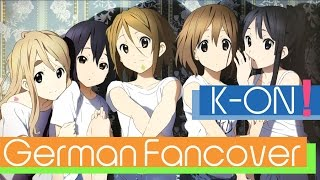 K-ON! - Don't say lazy [German Fancover]