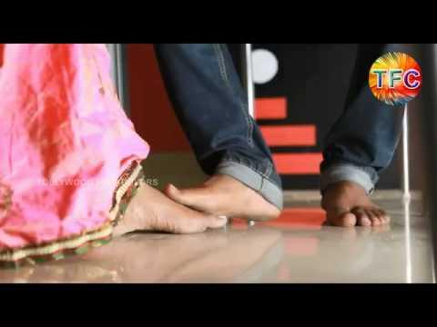 Indian Footsie Under Table - 2015 best flirt way  - massage