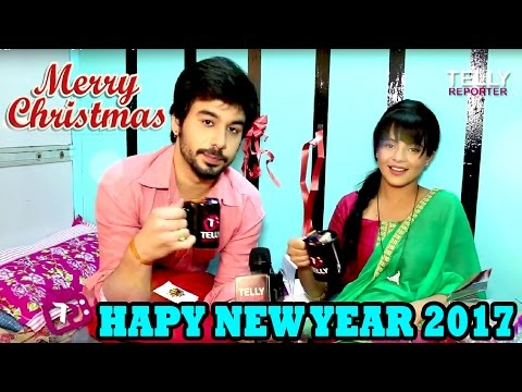 Manish Goplani & Jigyasa Singh Interview | Merry Christmas & Happy New Year 2017 | Telly Reporter