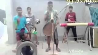 Dipjol song pot kore debo  toke  funny video song  hight boss remex..bye SM