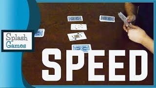 Card Game: Speed
