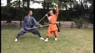 Shaolin : Apprendre le maniement du baton