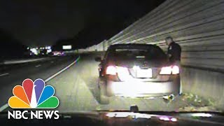 Watch As Georgia Cop Tells White Woman: 'We Only Shoot Black People' | NBC News