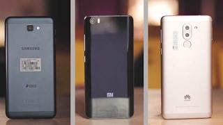 Best Budget Smartphone !! Battle Between Xiaomi Mi5 vs Huawei Gr5 vs Samsung J7 Prime