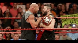 WWE RAW 1/2/17 FULL SHOW Review: GOLDBERG & KEVIN OWENS FACEOFF RAW JANUARY 2ND 2017 FULL HIGHLIGHTS