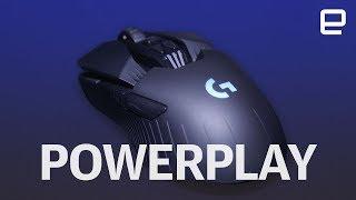 Logitech Powerplay | Hands-On | E3 2017