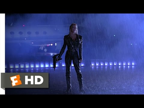 Barb Wire 10 10 Movie CLIP The Beginning of a Beautiful Friendship 1996 HD
