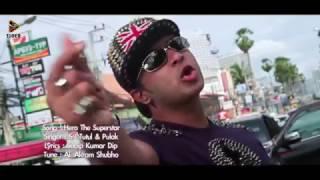 Hero The Superstar Title Song HD Video Song  Shakib Khan, Apu Biswas, Bobby