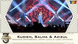 Pentas Epik 3 Juara | Azizul, Kudien & Salma