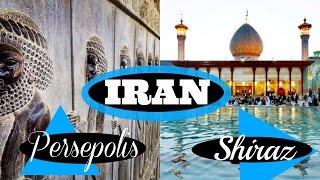 SHIRAZ | IRAN | Persepolis, Bazaar and a Mosque