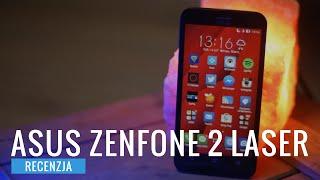 ASUS ZenFone 2 Laser - recenzja, review PL