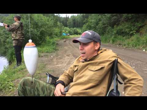 рыбалка и отдых на мане