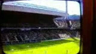Fifa 10 volley from half way line