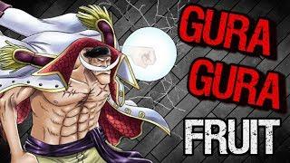 Whitebeard's Gura Gura Fruit Explained - One Piece Discussion