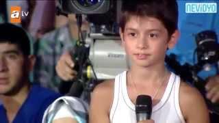 Küçük Çocuğun sorusu seyircileri ağlattı