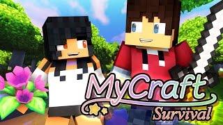 Surviving Together | MyCraft Minecraft Survival | Part 1
