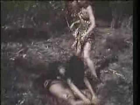 Prehistoric Women go man (slave) hunting